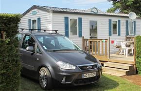 Emplacement mobil home - Camping paimpol
